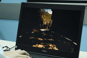 Học văn bằng cách tự 'lái đò' vượt Sông Đà qua công nghệ 3D