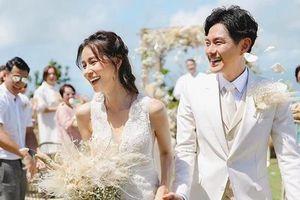Tài tử 'Đại thái giám' và mỹ nhân TVB lần đầu công khai ảnh cưới