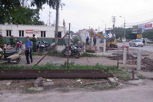Thanh Trì xử lý vi phạm tại xã Vĩnh Quỳnh