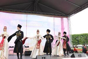 Ấn tượng văn hóa Việt tại lễ kỷ niệm 316 năm thành lập thành phố St.Petersburg