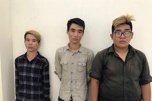 TPHCM: Bắt 3 tên cướp táo tợn dùng hung khí chém phụ nữ, cướp xe SH