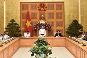Phó Thủ tướng gặp người thiểu số có uy tín ở Quảng Nam