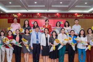 Học sinh hứng thú chương trình tiếng Anh thực nghiệm của ICLC