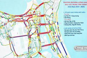 Chống ùn tắc giao thông tại khu vực trung tâm Đà Nẵng