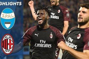 SPAL - AC Milan 2-3: Calhanoglu, Kessie lập công nhưng AC Milan vuột vé Champions League