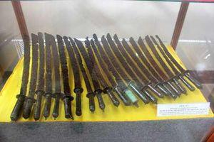 Độc thần kiếm và vũ khí lợi hại của danh tướng Tây Sơn