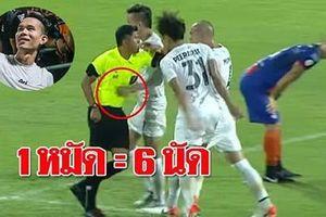 Đội tuyển Thái Lan và những trò lố trước khi King's Cup khởi tranh