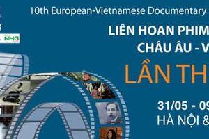 11 quốc gia tham dự Liên hoan Phim tài liệu châu Âu - Việt Nam lần thứ 10