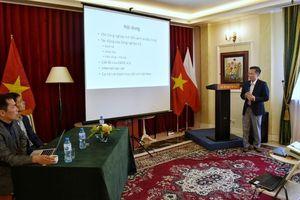 Cộng đồng người Việt tại Ba Lan với cuộc CMCN 4.0