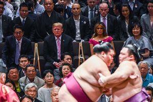 Tổng thống Trump không bận tâm Triều Tiên phóng thử vũ khí