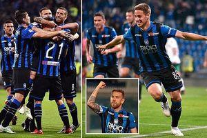 Atalanta giành suất dự Champions League trên tay AC Milan