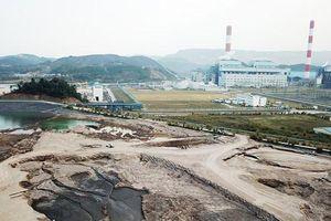 Nhà máy điện Mông Dương bị sét đánh