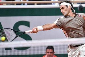 Federer thắng dễ ngày ra quân tại Roland Garros 2019
