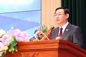 Phó Thủ tướng Vương Đình Huệ: Hội Kế toán và Kiểm toán cần tiếp tục phát triển để đáp ứng yêu cầu