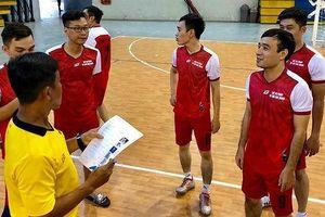 Cục THADS TP HCM tham gia giải bóng đá Futsal Công đoàn viên chức thành phố