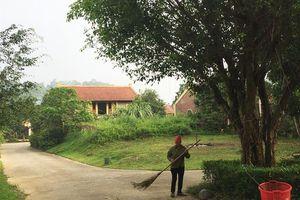 Lại thêm biệt phủ, khu sinh thái xây trên đất nông nghiệp ở Ba Vì