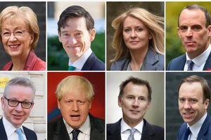 Nóng cuộc đua vị trí thủ tướng Anh
