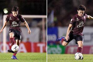 Xuân Trường nói gì sau khi đối đầu Văn Lâm tại Thai League?