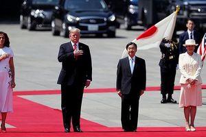 Tổng thống Mỹ thúc giục Nhật giải quyết vấn đề thương mại
