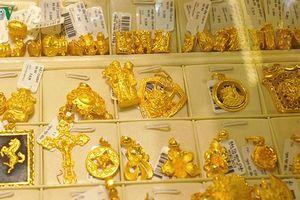 Giá vàng tăng lên mức trên 36,4 triệu đồng/lượng