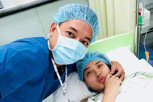 Sao Việt ngày 26/5: Bất chấp nguy hiểm, Hải Băng sinh em bé thứ 3