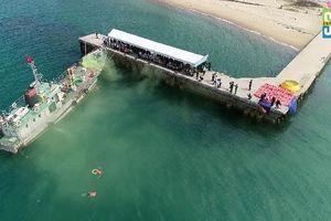Khánh Hòa thực hành cứu hộ cứu nạn và ứng phó sự cố tràn dầu