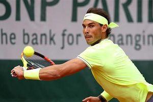 Nadal khởi đầu thuận lợi ở Roland Garros 2019