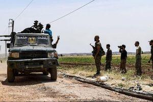 Những 'nút thắt' khiến chiến trường Syria 'nóng' trở lại