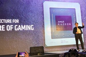 AMD công bố GPU Radeon Navi mới: kiến trúc RDNA, 7nm, PCIe 4.0