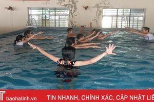 Phòng tránh xâm hại, đuối nước cho trẻ em huyện miền núi Hà Tĩnh