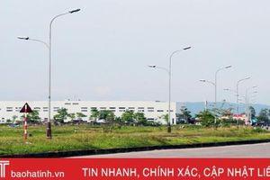 Xây dựng khu đô thị chất lượng cao ở cửa ngõ phía Bắc TP Hà Tĩnh