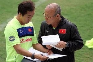 HLV Park Hang-seo công bố danh sách tuyển Việt Nam dự tham dự King's Cup lần thứ 47