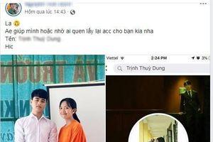 Cúi đầu xin lỗi từ chối lời tỏ tình, nữ sinh Bắc Giang bị hack Facebook có cái kết đẹp