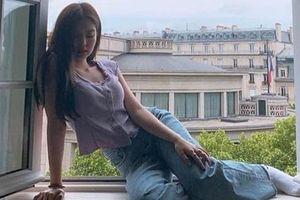 BLACKPINK Jennie khoe vóc dáng đẹp miễn chê khiến dân mạng 'dậy sóng'