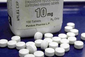 Tập đoàn dược Teva chi 85 triệu USD dàn xếp bê bối thuốc giảm đau