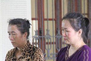 Hai chị em ruột lĩnh án vì 'giúp' sơn nữ sang Trung Quốc lấy chồng