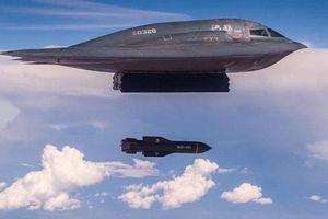 Siêu bom phá boongke của Mỹ vô hại với Iran?