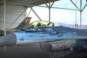 CLIP: Máy bay chiến đấu F-16 mang diện mạo Su-57 của Nga