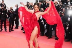Những bộ váy gợi cảm đẳng cấp nhất tại Cannes vài năm trở lại đây