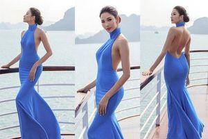 Hoa hậu Ngọc Hân, Thúy Ngân, Phạm Quỳnh Anh khoe dáng trong trang phục áo tắm chào hè