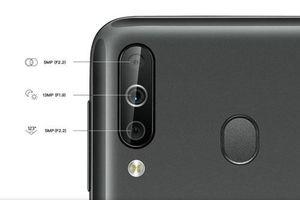 Samsung Galaxy A40s: RAM 6 GB, 3 camera sau, pin 5.000 mAh, giá 5 triệu