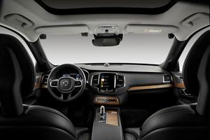 Xe Volvo có thể phát hiện tài xế say xỉn hoặc xao nhãng