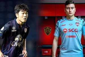 Trận Xuân Trường đối đầu Văn Lâm lập kỷ lục ở Thai League