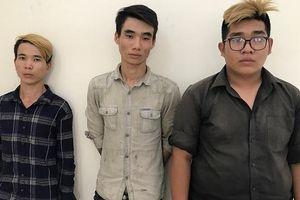TP.HCM: Bắt băng nhóm tuổi teen đánh phụ nữ rồi cướp xe SH trong đêm