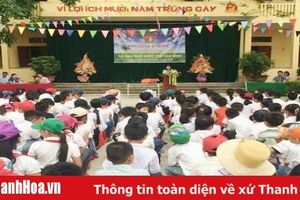 Huyện Thiệu Hóa: Tuyên truyền phòng chống đuối nước cho các em học sinh thông qua hoạt động ngoại khóa