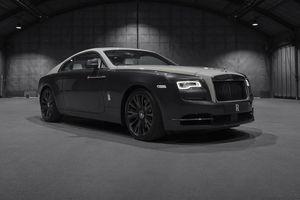 Rolls-Royce Wraith Eagle VIII ra mắt với 50 câu chuyện lịch sử của thế kỉ 20