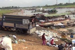 Hé lộ nguyên nhân gần 1 nghìn tấn cá chết trên sông Là Ngà