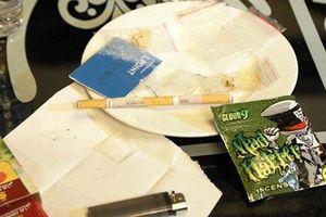 Kiểm tra quán karaoke, phát hiện 10 đối tượng sử dụng ma túy