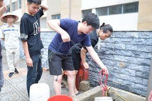 Hà Nội: Lý do hơn 2.000 hộ dân Tân Tây Đô suýt 'chết khát' tại nhà mình
