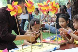 Tổ chức các hoạt động tháng 6 'Ngày hè của em' tại 'Ngôi nhà chung'